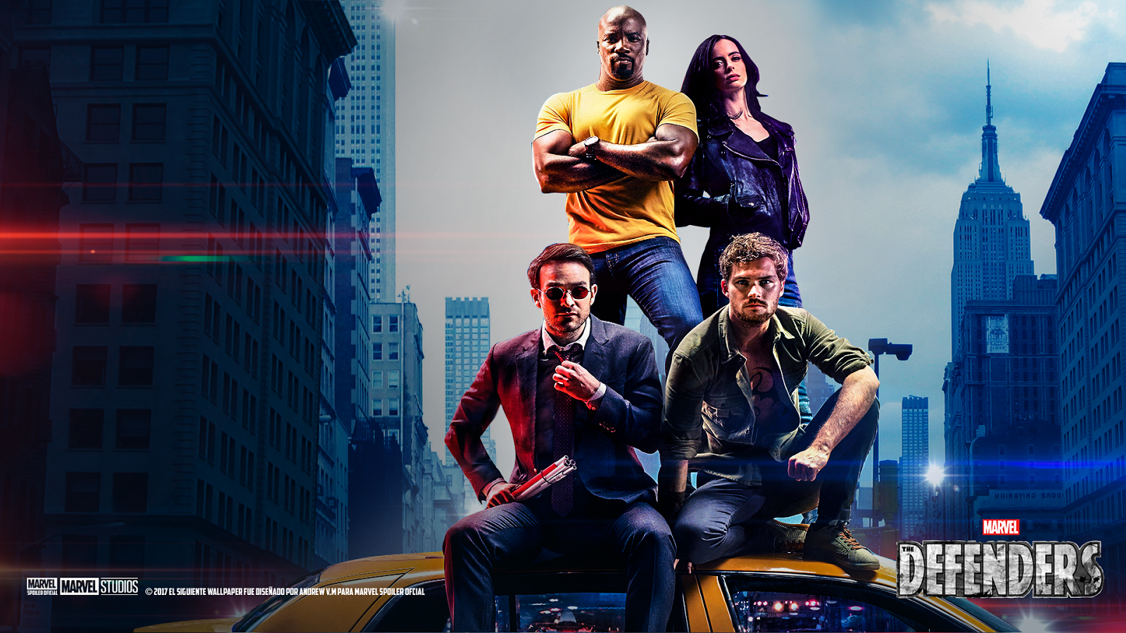 TheDefenders_Wallpaper_HD_Marvel_Spoiler_Oficial_2017