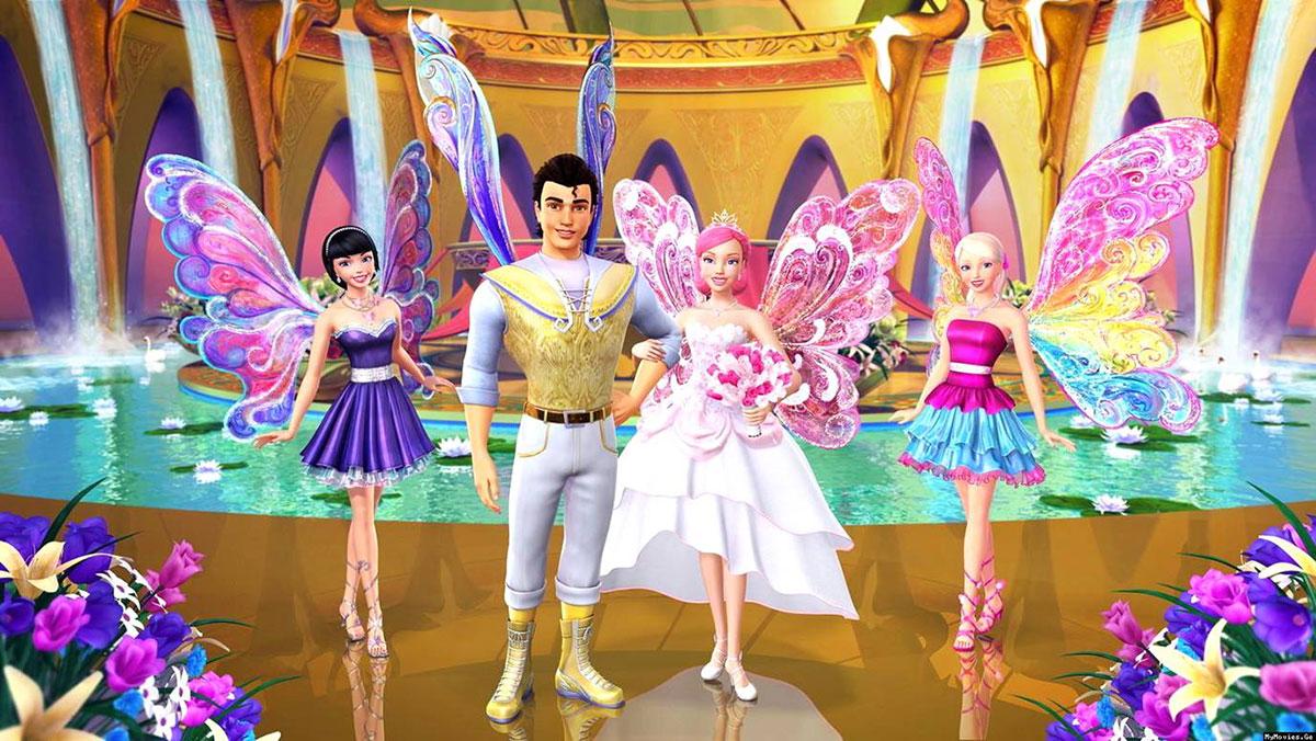 Barbie el secreto de las hadas argot traduccin by maria sieso barbie el secreto de las hadas thecheapjerseys Image collections